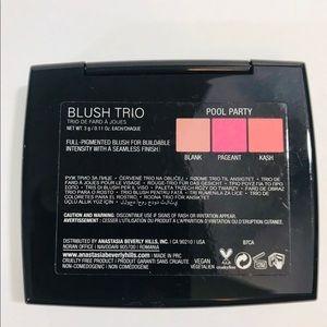 Anastasia Beverly Hills Makeup - Anastasia Blush Trio Pool Party